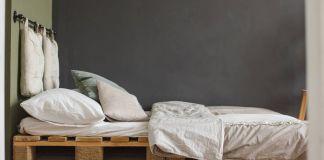 Jak zrobić łóżko z palet
